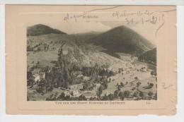 88 - BUSSANG - Vue Sur Les Monts Russiers Et Drumont - Bussang