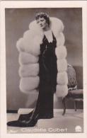 Claudette Colbert - Photo 45x70mm - Schauspieler
