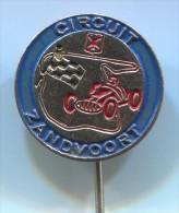 Car Racing, Race, Circuit Zandvoort, Pin, Badge - Automobile - F1