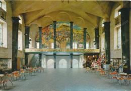 ITALY -  CALTAGIRONE Galleria Luigi Sturzo  ,vintage  postcard