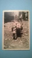 Fotografia Formato 10 X 7,5 Cm. Vespa - Foto