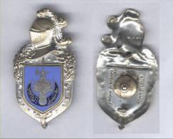 Insigne De La 10e Légion Départementale De Gendarmerie D'Alger - Police & Gendarmerie