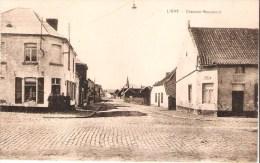Ath - Ligne chauss�e Brunehaut ( sud ) animation v�lo  TOP