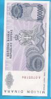 1993  BANKA BOSNIA REPUBLIKA SRPSKA  JUGOSLAWIEN  NATIONAL BANK SERBIAN REPUBLIC   1  Million Dinara UNC - Billets