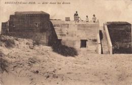 Breedene - Sur - Mer - Abri Dans Les Dunes - Bredene