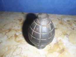 Grenade foug citron 1916