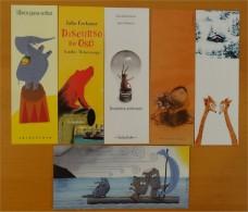 Marque-page Bookmark Signet - Jeunesse Ours éléphant Girafe X 6 Espagne - Marque-Pages