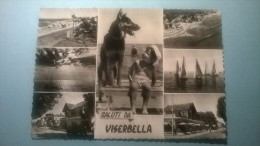 Saluti Da Viserbella (fraz. Di Viserba) - Rimini