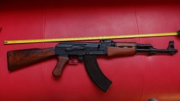 AK 47  kalachnihof   replica