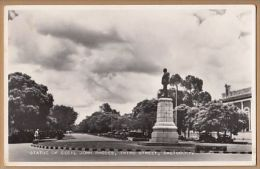 Rhodesia  SALISBURY  Rhodes Statue Third Street  RP  Rh192 - Zimbabwe