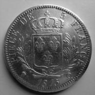 5 Francs 1815 Q - Frankreich