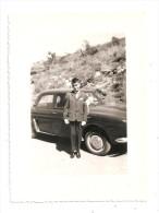 Renault Dauphine -  Photo Format  8  X 10.7--(A.3556) - Automobile