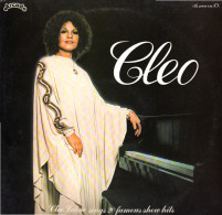 * LP *  CLEO LAINE SINGS 20 FAMOUS SHOW HITS (England 1978 EX-!!!) - Jazz