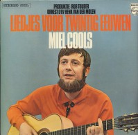 * LP *  MIEL COOLS - LIEDJES VOOR TWINTIG EEUWEN (Holland 1969) - Vinyl Records