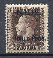 Colonie Anglaise, Niue N° 11* - Grande-Bretagne (ex-colonies & Protectorats)