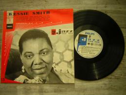 33 T  LP 25 CM BESSIE SMITH PHILIPSP  07 824 R BIEM JAZZ POUR TOUS NUMERO 13 CAKE WALKING BABIES - Jazz