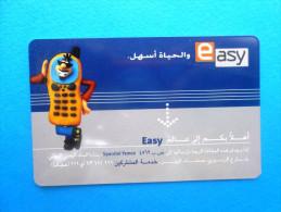 EASY - Makes Life Simple ( Yemen Card ) - Phonecards