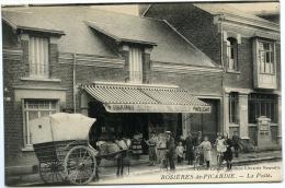 80 - ROSIERES DE PICARDIE - ROSIERES EN SANTERRE - La Poste - Rosieres En Santerre