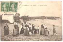 Dépt 29 - CLOHARS-CARNOËT - LE POULDU - Les Grands Sables - (près Quimperlé) - Clohars-Carnoët