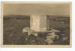 Carte Postale - Environ De Treignac Le Lonzac-Bugeat La Table D´Orientation Des Monédières Magnifique Panorama - France