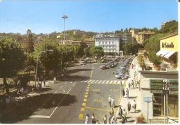 6671/A/FG/14 - CHIANCIANO TERME (SIENA) - Panorama e piazza Italia