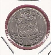 MONACO 100 FRANCS 1956 - 1949-1956 Anciens Francs