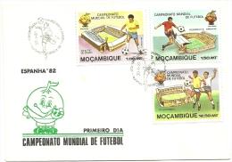 PAQUETE - 1� DIA DE CIRCULA��O - ESPANHA�82