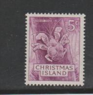 CH-IsMi.Nr.13/ Robber Crab  1963 ** - Christmas Island