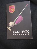 Balex Aspirateur - Publicidad