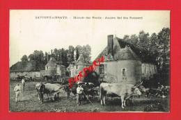 Loir Et Cher - SAVIGNY SUR BRAYE - Manoir Des Pastis - Ancien Fief Des Ronsard (bp Agriculture...) - Other Municipalities