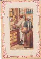 SERIE LES METIERS / L'EPICIER - Collections