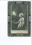 PETRUS LITAER ° ASSENEDE 1820 + 1876 DRUK H VANDER SCHELDEN GENT - Imágenes Religiosas