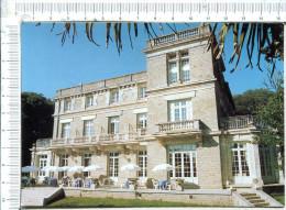 NOIRMOUTIER  -  Château Du  Pélavé  -   Hôtel  -  Restaurant   - Terrasse - Noirmoutier