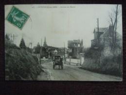 Octeville-sur-Mer , Arrivée Du Havre - Autres Communes