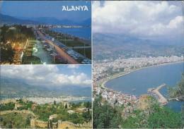 TR.- Alanya - Türkiye. Turkije. 2 Scans - IJsland