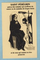 Image Pieuse   St Pérégrin - Santini