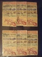 FRANCE 960/965 Oblitérés . 6 SERIES - Gebraucht