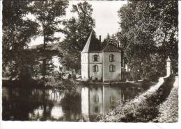 87-SAINT-JUNIEN-Le Bois aux Boeufs -L'etang