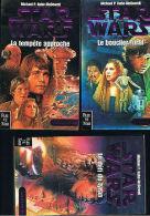 STAR WARS  3 Tomes. (La Crise De La Flotte Noire) - Fleuve Noir