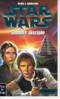STAR WARS Sombre Disciple.  Kevin J. Anderson. (l´académie Jedi 2) - Fleuve Noir