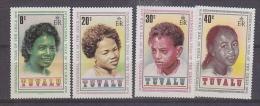 Tuvalu 1979 Year Of The Child 4v ** Mnh (17677) - Tuvalu