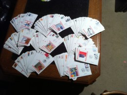 PERIODE 2000/2006 + de 320 enveloppes 1er jour - SUPERBE
