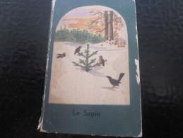 """Petit Livre""""Les Contes D'Andersen""""Hans Christian Andersen""""Le  Sapin """"2é Partie Illustrations En Chromo >> Vintage - Cuentos"""