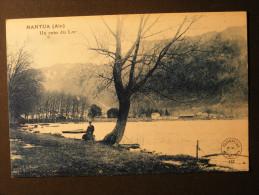 CPA Nantua (01) - Un coin du Lac