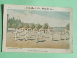 CHOCOLAT DU PLANTEUR - Exercice De La Boxe - Chocolat