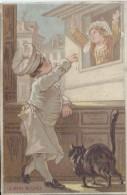 A La Parisienne/ Confection Pour Dames / La Mére Michel/ Fbg Montmartre/Paris/ Chéret/18 Rue Brunet/Vers 1875   IM725 - Otros