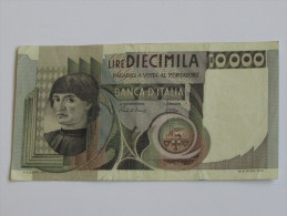 10000 LIRE - Diecimila - ITALIE  - Banca D´Italia 1976-1984 **** EN ACHAT IMMEDIAT **** - Italia
