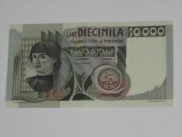 10 000 LIRE - Diecimila - ITALIE  - Banca D´Italia 1976-1984 **** EN ACHAT IMMEDIAT **** Superbe état !!! - [ 9] Collezioni