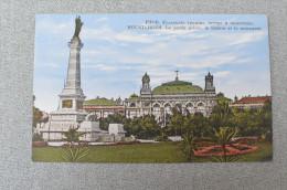 Roustchouk Le Jardin Public Théatre Monument - Bulgarie