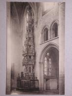 Zoutleeuw Zout Leeuw, Léau, De Heilige Sacramentstoren - Zoutleeuw